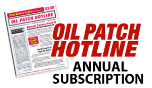 oil patch hotline subscription graphic