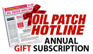 oil patch hotline gift subscription graphic